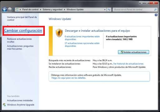 evitar actualizacion a windows 10