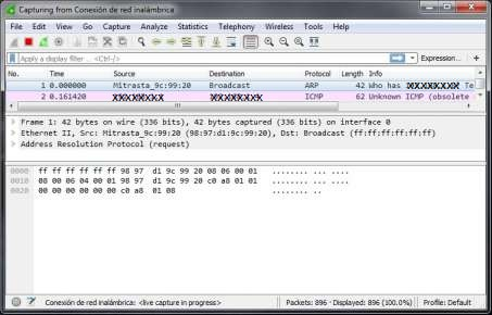 wireshark tutorial en español