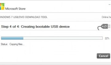 USB booteable para instalar Windows 10