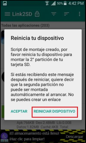 mover app a sd root