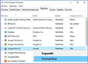 acelerar windows 7