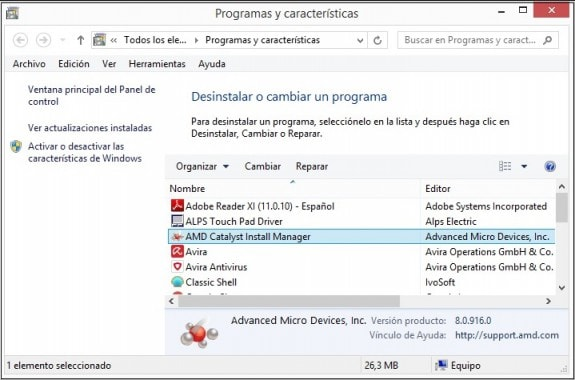 amd catalyst control center windows 10