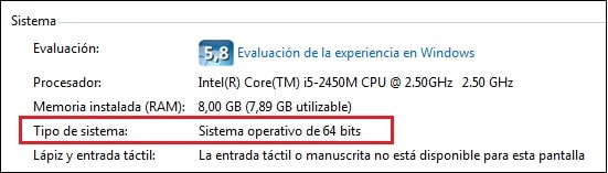 diferencia entre Windows 32 y 64 bits